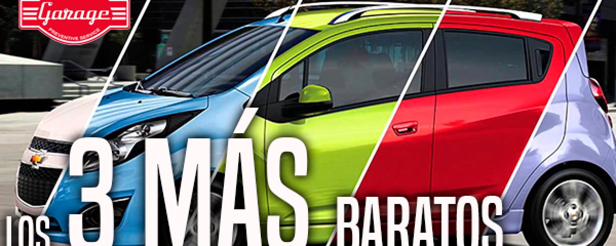 Los 3 Autos Mas Economicos En Mexico Mechanic Garage